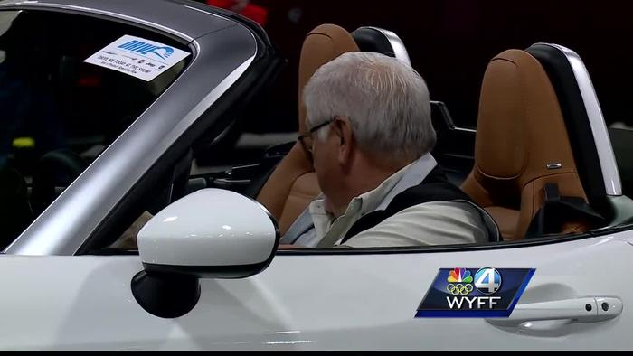 Future Of Cars Brought To Life At Sc Auto Show One News