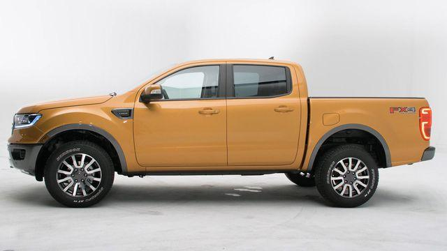 2019 ford ranger looks to capture the midsize one news page video. Black Bedroom Furniture Sets. Home Design Ideas