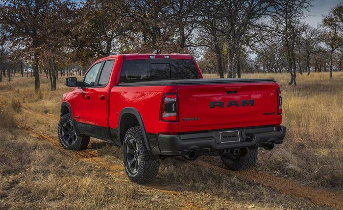2019 Ram 1500 One News Page Video