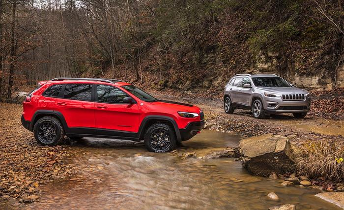 2019 Jeep Cherokee One News Page Video