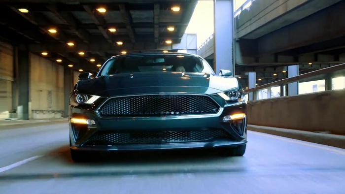 2019 Ford Mustang Bullitt Preview - One News Page VIDEO