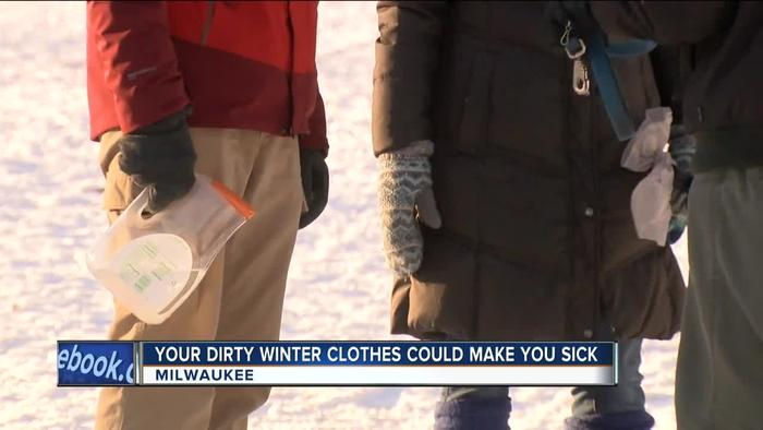 Your dirty winter clothes could make you sick one news Can a dirty house make you sick