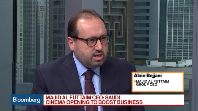 Majid Al Futtaim S Ceo Says 2018 Going To Be A One News
