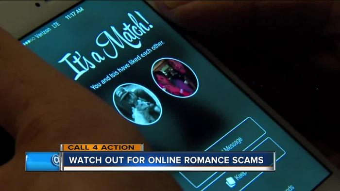 Watch out for online romance scams - One News Page VIDEO