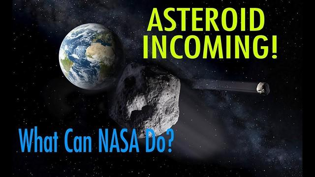 Asteroid Impact: What NASA Plans To Do If A - One News ...