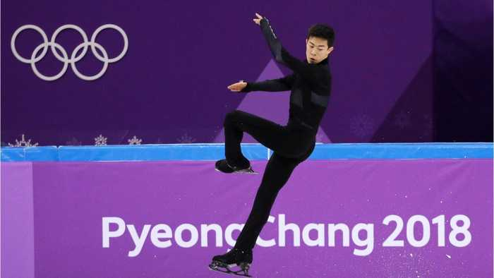 News video: Nathan Chen Lands Record 6 Quads At the Winter Olympics
