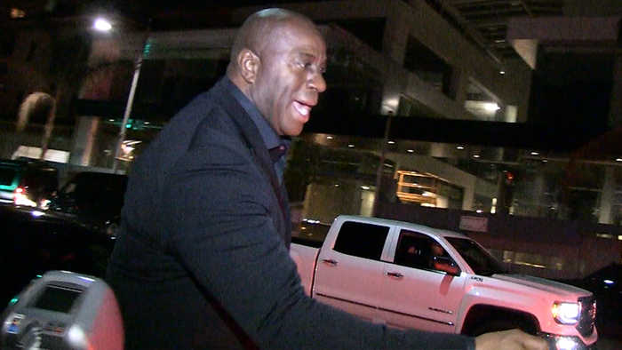News video: Magic Johnson Heaps Praise on LaVar Ball After Threat to Pull Lozno from Lakers