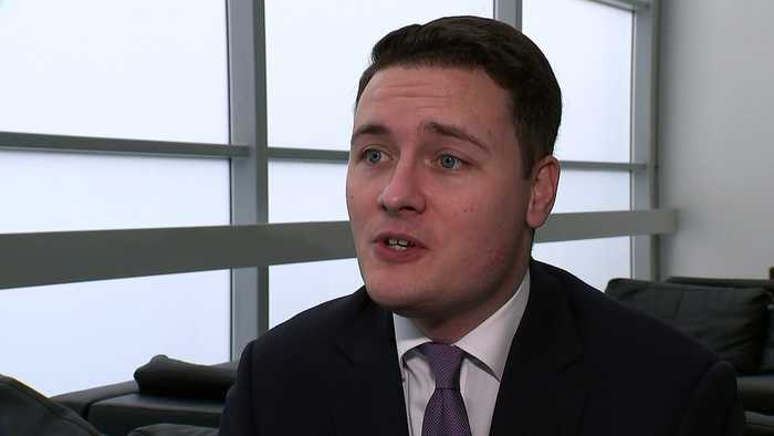 News video: Labour say student loans could be made fairer 'ovenight'