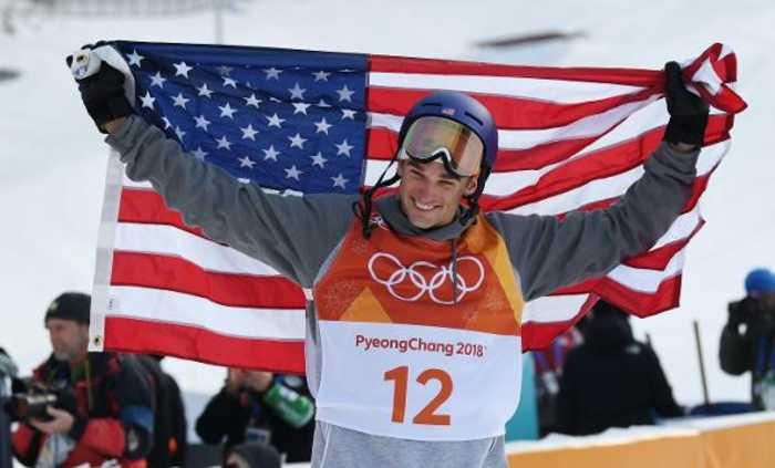 News video: Olympic medalist Nick Goepper opens up on depression, suicide