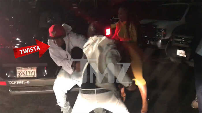 News video: Twista Fights Drunk Guy During NBA All-Star Weekend