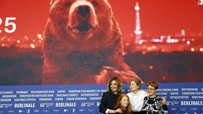 News video: 'Daughter of Mine' draws in Berlinale crowds