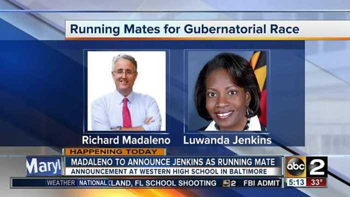 News video: Madaleno to announce running mate Monday