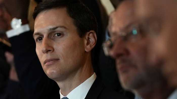 News video: Mueller Reportedly Looking Into Kushner's Non-Russian Foreign Contacts