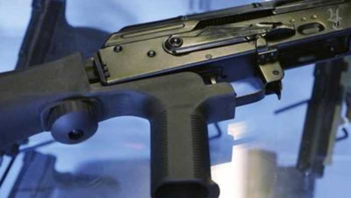 News video: Two Key Gun Control Bills Being Drafted