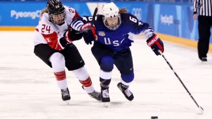 News video: US Women's Hockey Wins First Olympic Gold In 20 Years