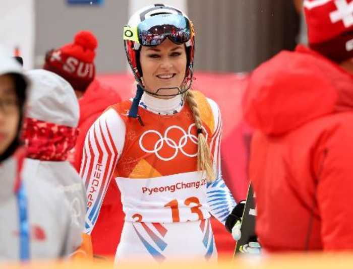 News video: Lindsey Vonn on new perspective she had at these Olympics