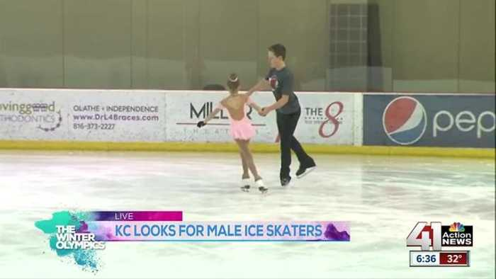 News video: KC skate instructors hope Olympics help break stereotypes in youth figure skating