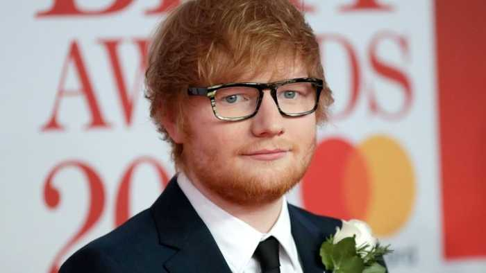 News video: Fans think Ed Sheeran may already be married, and we're adjusting our detective's monocle