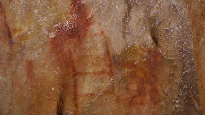 News video: New Report Sheds Light on World's Oldest Cave Paintings