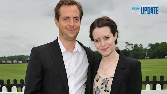 News video: The Crown's Claire Foy Separates from Her Husband After 4 Years of Marriage
