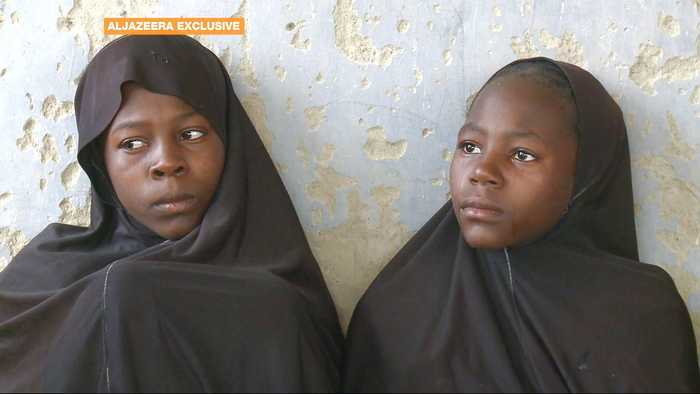 News video: Nigerian schoolgirls not rescued after all: Officials