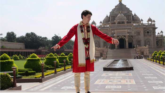 News video: Trudeau's India Trip Ends