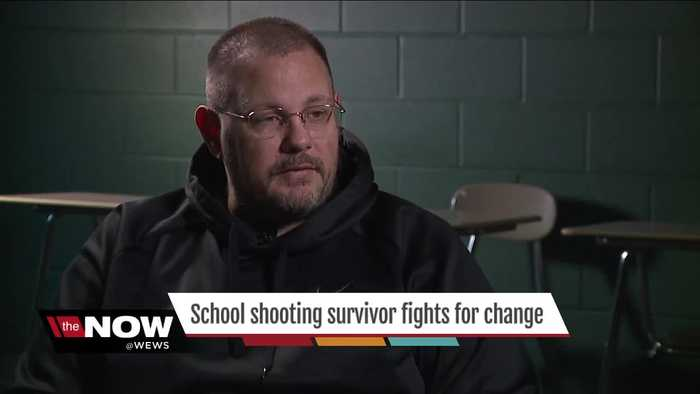 News video: Coach Frank Hall, who chased shooter out of Chardon school, fighting for law to make schools safer