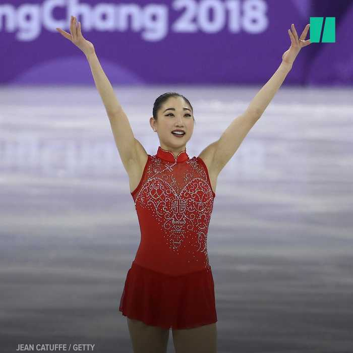 News video: Mirai Nagasu Gets Real About How She Handles Her Period During The Olympics