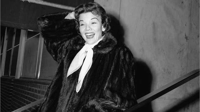 News video: Nanette Fabray, Winner of Emmy and Tony awards, Dead At 97