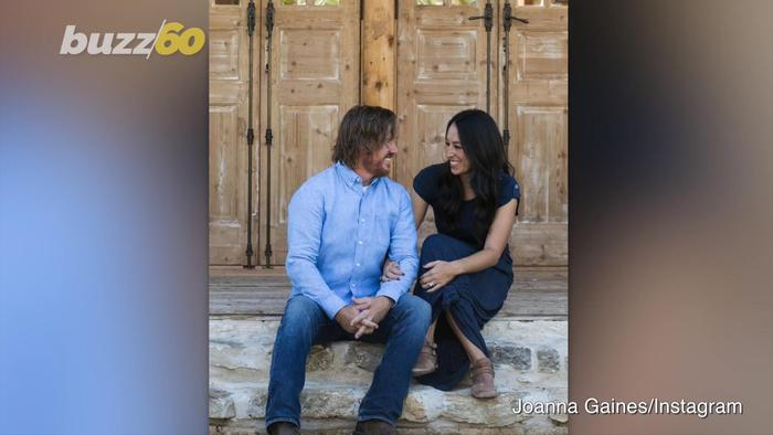 Chip And Joanna Gaines Turn Fixer Upper Into Hot One