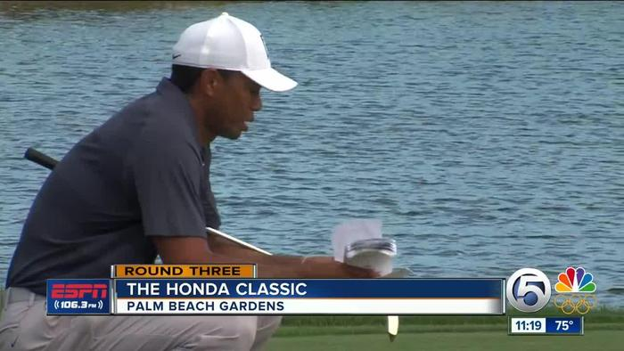 Honda classic 2018 round 3 one news page video for Honda classic 2018