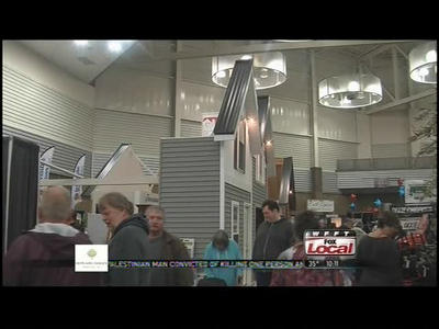 Home And Garden Show Returns To Coliseum One News Page Video