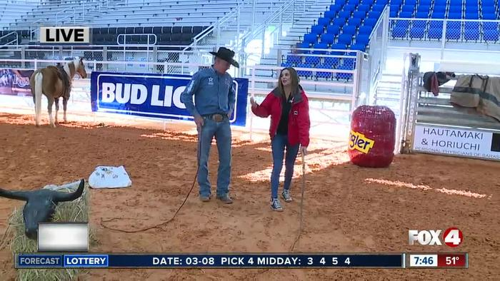Arcadia All Florida Championship Rodeo Is One News Page