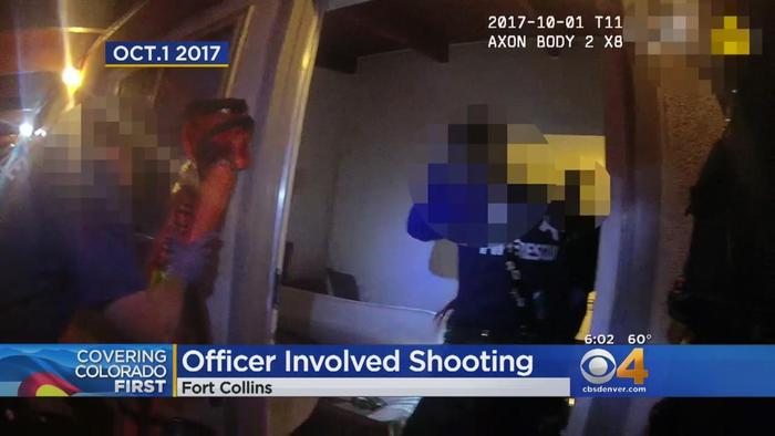Police Body Cam Video Shows Deadly Shooting - One News ...