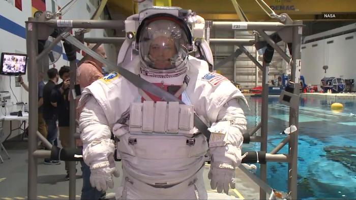Here's How Much An Astronaut Makes Working For - One News ...