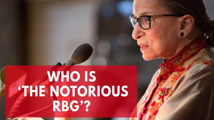 Who Is Ruth Bader Ginsburg, The 'Notorious