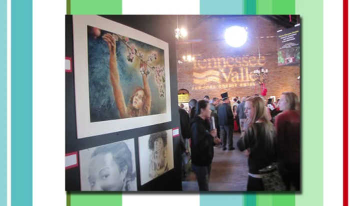 News video: TVFCU Presents the Chattanooga Youth Gallery
