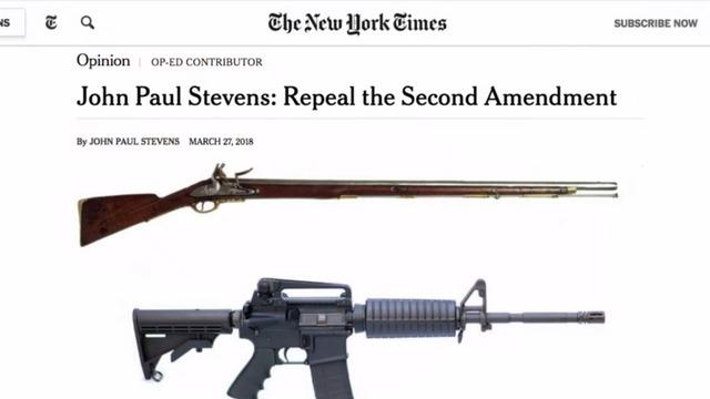 an analysis of the topic of the second amendment A grammar lesson for gun nuts: second amendment does not guarantee gun  the second amendment is getting worked over again  on a topic totally not.