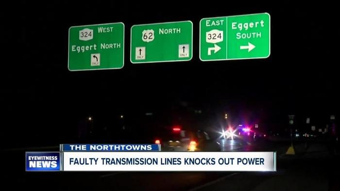 Power restored to National Grid customers in - One News ...