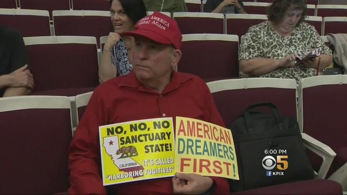 Opposition To California's Sanctuary Law Grows - One News ...