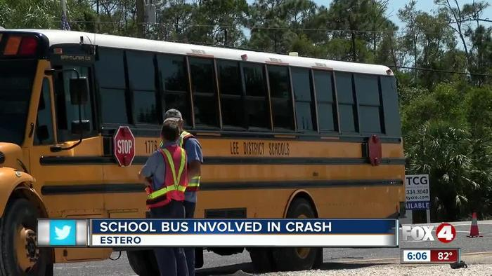School bus involved in crash one news page video for Mercedes benz of calabasas staff