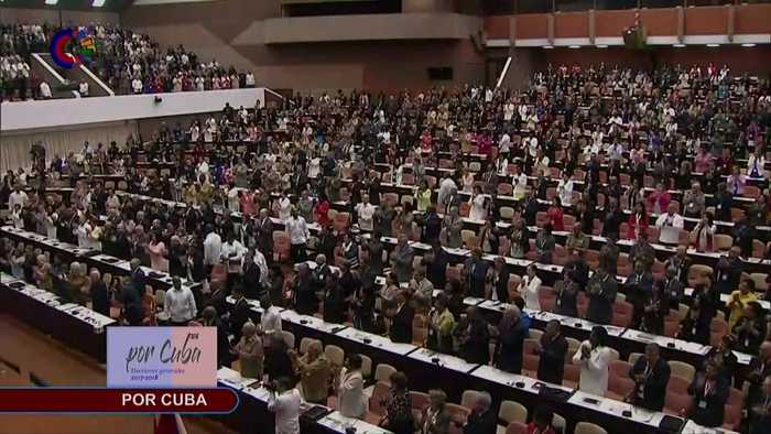 News video: Cuba parliament elects Diaz-Canel to replace Castro as president