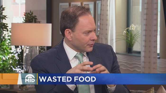 News video: Are Healthy Eaters The Most Wasteful?