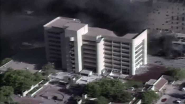 News video: First responders reflect on Oklahoma City bombing on the 23rd anniversary