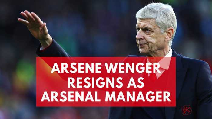 News video: Arsene Wenger to step down after 22 years in charge of Arsenal