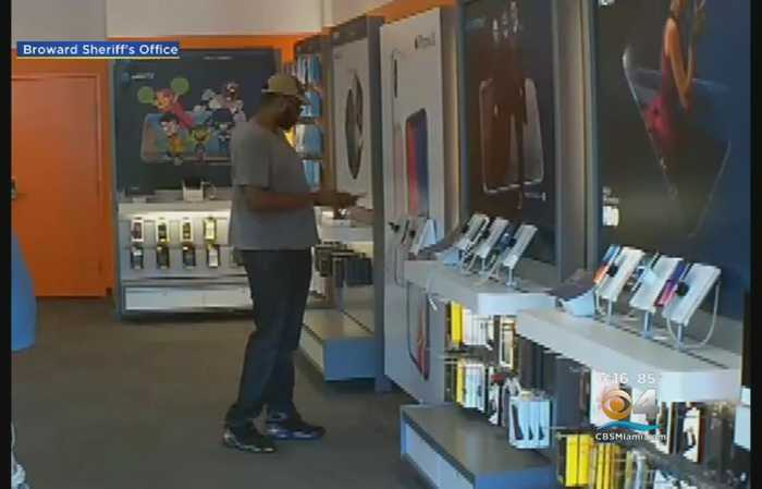News video: Patient Cell Phone Thief Gets Away With Pricey iPhone X