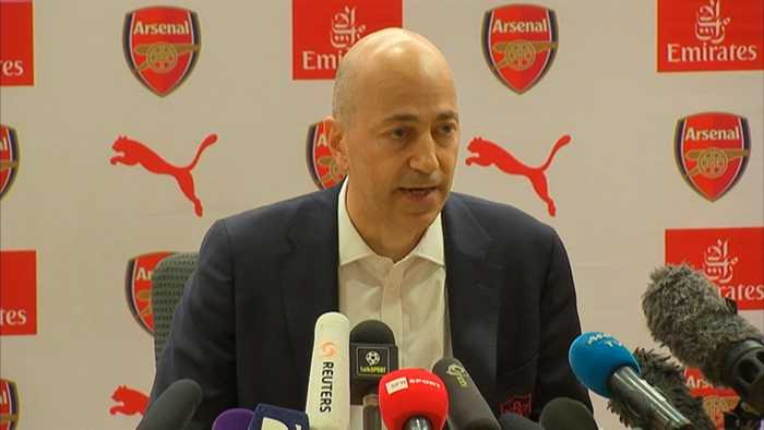 News video: Irreplaceable Wenger transformed the beautiful game, says Gazidis