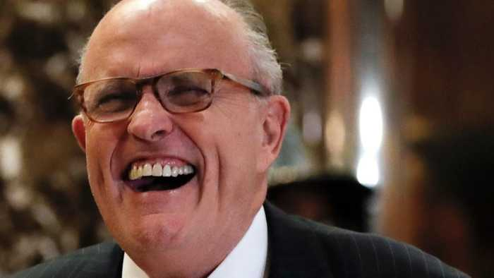 News video: Giuliani's Number One Job Unlikely To Be Accomplished Quickly--If At All