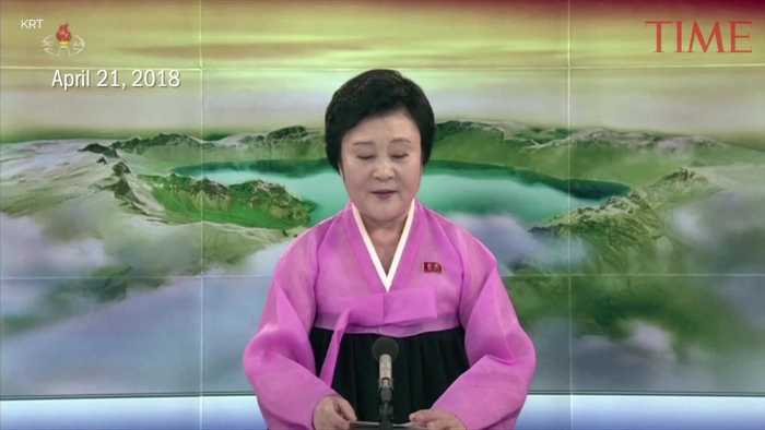 News video: North Korea Says It Has Suspended Missile Testing and Plans to Close Nuclear Site