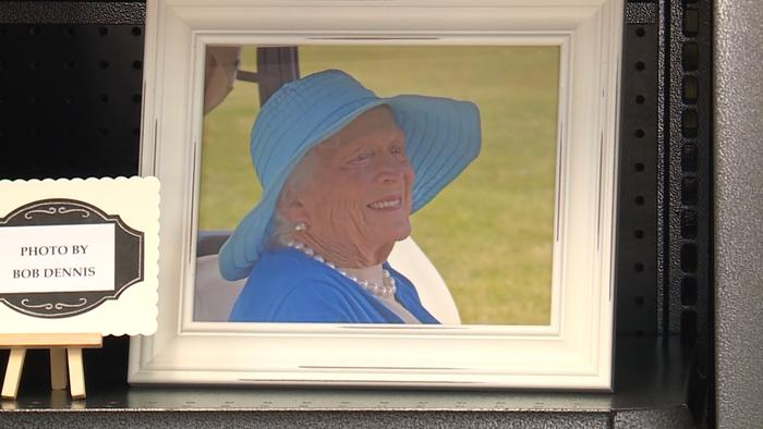 From Afar Kennebunk Residents Pause To Remember Barbara